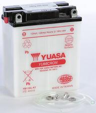 YUASA BATTERY YB12AL-A2 YUAM22212 Fits: Kawasaki EN500C Vulcan 500 LTD,ZX750 Nin