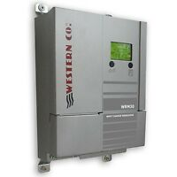 Solar Charge Controller MPPT Western WRM30 (30A 12/24/48V), for Off-Grid Apps