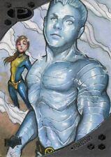 Marvel Premier 2017 Sketch Card By Elise Priola - Colossus
