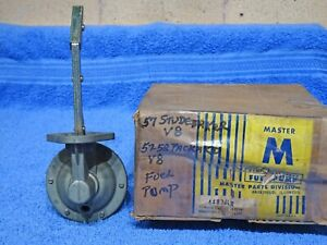 1957-1958 Packard Hawk Studebaker Golden Hawk Fuel Pump NOS NORS