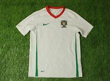PORTUGAL NATIONAL TEAM 2008/2010 FOOTBALL SHIRT JERSEY AWAY NIKE ORIGINAL YOUNG