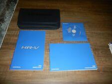 free honda hrv owner manual