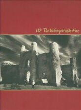 NEW The Unforgettable Fire (Super Deluxe Edition 2CD+DVD) (Audio CD)