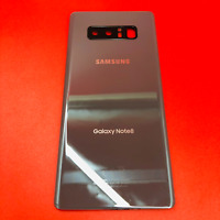 ORIGINAL Samsung Galaxy Note 8 N950 ORCHID GRAY Battery Glass Back Cover Replace