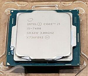 Intel Core i5-7400 - 3.00GHz Quad-Core Processor SR32W 1151