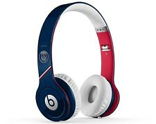 Beats by Dre solo HD limited addition Paris ST Germain Headphones Extremely Rare