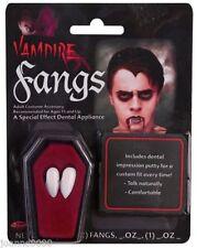 Déguisements unisexes blancs en vampire