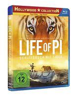 ^LIFE OF PI^ Schiffbruch mit Tiger (BR) Oscar preisträger Ang Lee NEU OVP  VSKF