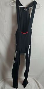 Castelli Rosso Corsa Women's Progetto X2 Padded Insulated Cycling Bib Pants sz L