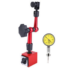 Universal Flexible Magnetic Base Holder Stand Dial Test Indicator Gauge Tool