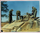 1970s XM723 MICV Mechanized Infantry Combat Vehicle 8x10 Original Photo #2