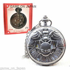 Final Fantasy XIV Pocket Watch Moogle Square Enix Taito Japan Import RARE