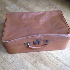 Genuine 1940s /WW2 Vintage Utility Suitcase - Small