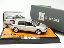 Norev 1/43 - Renault Vel Satis Grise Métal