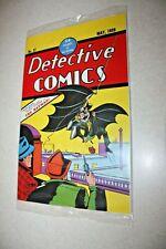 Detective Comics Dc 27 The Batman 1St Sealed Reprint Coa Facsimile Loot Crate