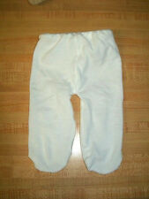 """SNOWY WHITE TIGHTS LEGGINGS STOCKINGS for 15-16-17"""" CPK Cabbage Patch Kids"""