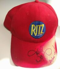 Chase Authentic Michael Waltrip OREO Hat Autographed Daytona Win Signed in W/C