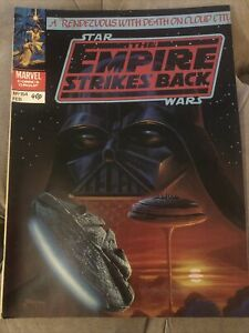 Star Wars Weekly - No 154 - The Empire Strikes Back - Date 01/02/1982 - Marvel
