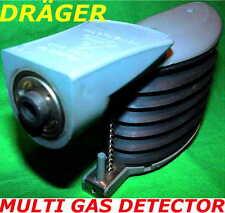 Dräger gasspürgerät Multi Gas Leak Detector MOD 21/31 v100 accessorio THW Vigili del Fuoco