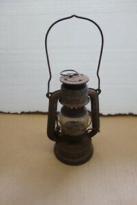 FEUERHAND - Super Baby 175 Fundzustand alte Petroleumlampe  Jena Glas Nr. 2