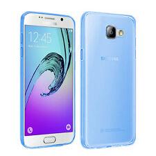 Housse Etui Coque Gel UltraSlim BLEU Samsung Galaxy A5 (2016) SM-A510F