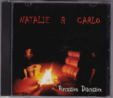 Natalie & Carlo - Percussion Discussion - CD (N4C 737)