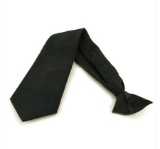 Vanguard ARMY TIE: CLIP ON - BLACK