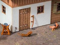 NOCH HO SCALE 1/87 HAY HARVEST SET | BN | 13723