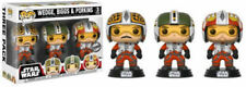 Star Wars: Red Squadron Collection - Pop Vinyl 3-Pack