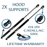 2 Front Hood Lift Supports Rod Prop For 02 03 04 05 06 07 08 09 Dodge Ram Pickup