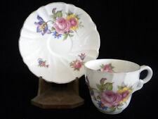 Vintage Elegance Stanley Fine Bone China Cup & Saucer Set England 1029/21
