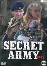 Secret Army : Serie 3 (4 DVD)