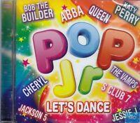 POP Jr + Let´s Dance + 2 CD Set + Tolles Album mit 36 kultigen Songs + Fetenhits