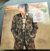 Jeff Beck, Flash, 1985, Epic Records, FE-39483, Hype- Sticker, Vinyl, LP