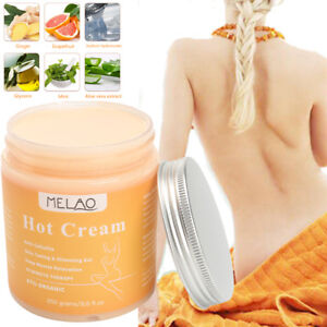 MELAO Anti Cellulite Slimming Weight Loss Hot Cream Firming Body Balm Lotion