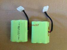 Neato (all models) 2 pack Batteries 7.2v 3800mAh XV-21 XV-11 xv-15 signature 25