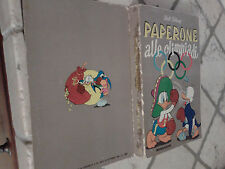 CLASSICO WALT DISNEY 1a SERIE - PAPERONE ALLE OLIMPIADI