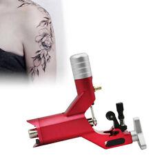 Rotary Profi Tattoomaschine Tattoo Gun rot - Adjustable Shader Liner AUS DE
