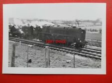 PHOTO  BR RIDDLES STANDARD CLASS 9F 2-10-0 LOCO NO 92069 AT FARRINGTON JUNCT 4/6