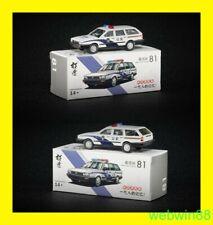 DEC 2019 #81 VW Volkswagen SANTANA  WAGON China Police Car 1:64 XCARTOYS