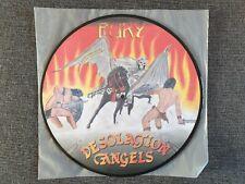 Desolation Angels - Fury / Picture Disc Vinyl