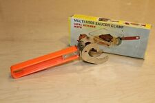 Vintage Multi Uses Saucer Clamp Ideal Kitchen Math free from hand
