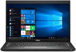 DELL Latitude 7390 Intel® Core™ i7-8650U 8GB RAM 256GB SSD or 512-1TB ssd W10