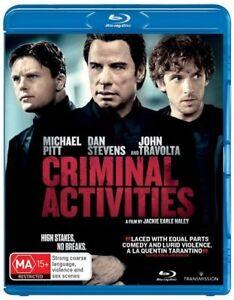 Criminal Activities : NEW Blu-Ray
