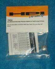 Hpi Aluminum Racing Pinion Gear 34 Tooth (64 Pitch) - Hpi 76534