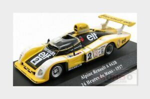Renault Alpine A442B 2.0L Turbo V6 Winner Le Mans 1978 EDICOLA 1:43 ED2235005