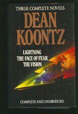 Koontz: Three Complete Novels, Lightning, The Face