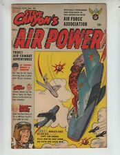 Harvey Comics Hits 52 F+ (6.5) 11/51 Steve Canyon's Air Power! (Preview Edition)