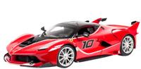 Burago Ferrari FXX-K Red Toy Car Model 1:18 Scale Die Cast Racing Supercar New