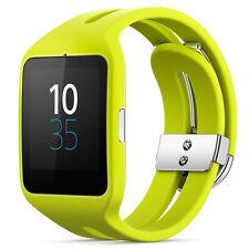 Sony Xperia Smart Watch 3 (SWR50) lime 1,6 Zoll Wasserdicht GPS